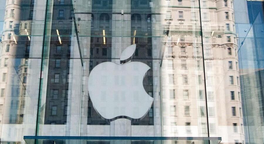 Apple vil rette fokus mod fremstillingen af systemer til en førerløs bil.