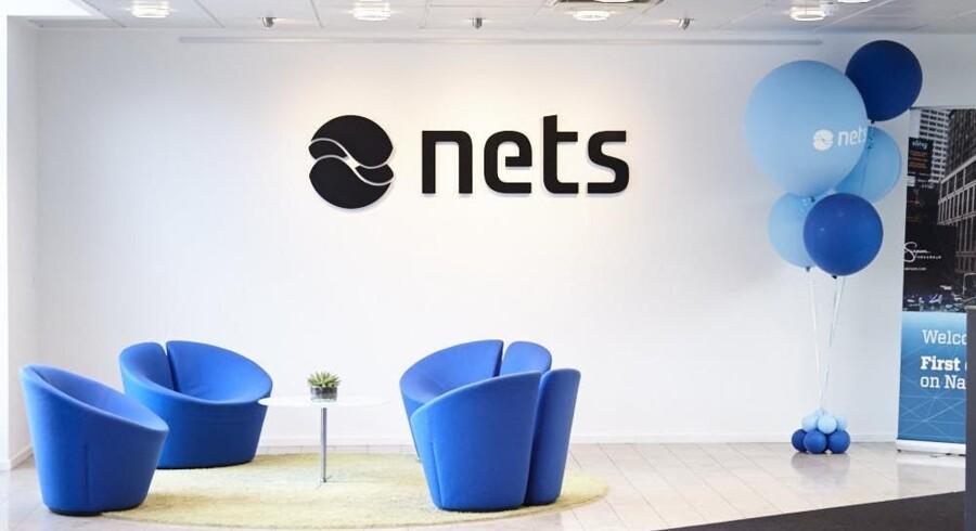 En softwareopdatering hos Nets sendte 2046 lønsedler til forkerte modtagere. Free/Pressefoto, Nets.