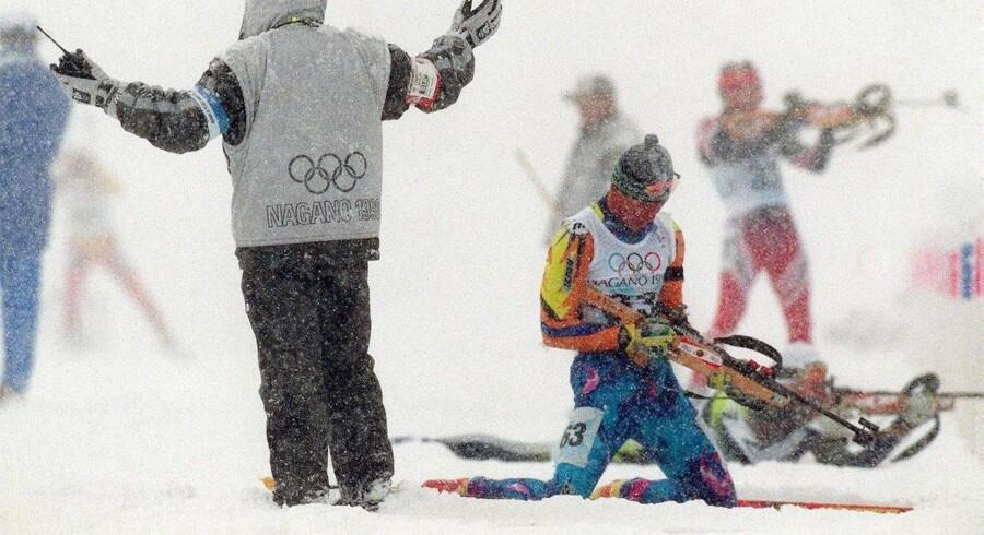 »I skiskydning bliver blodpas-systemet manipuleret og saboteret,« siger Rodchenkov til NRK.