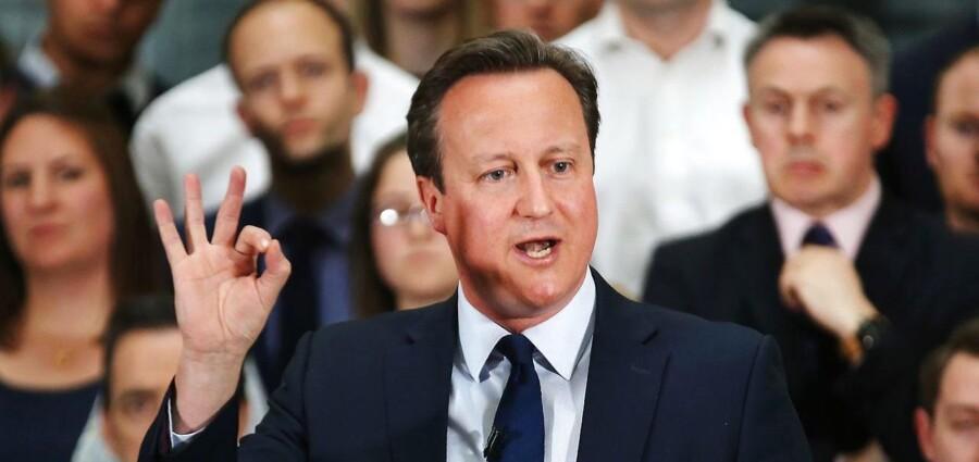 Storbritanniens premierminister, David Cameron, er blevet indblandet i skattely-lækagen kaldet #Panamapapers.