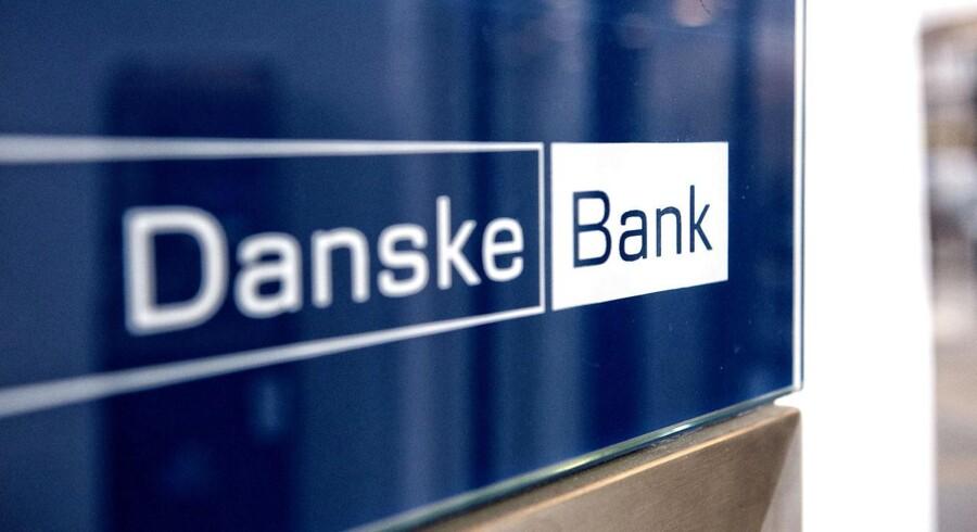 Danske Bank er kommet nærmere et salg af en irsk portefølje af privatlån. Arkivfoto.