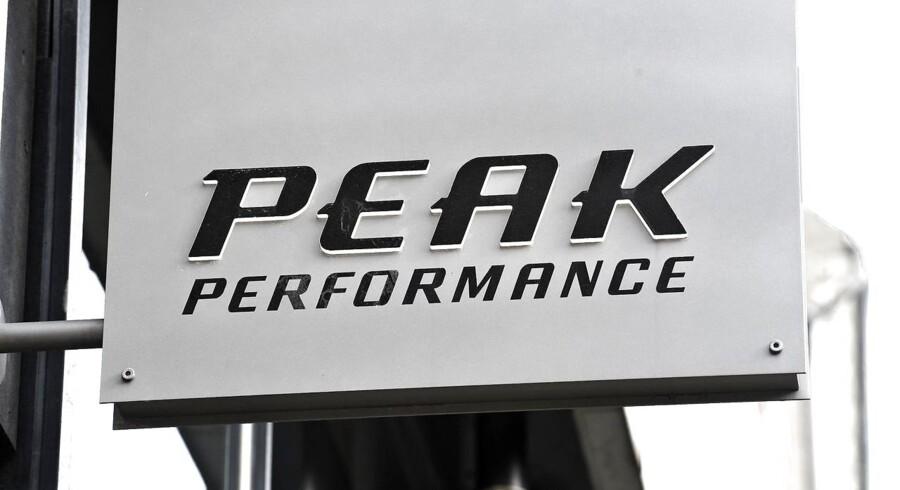 Arkivfoto. IC Group vil kigge nærmere på et af sine tre kernemærker, Peak Performance.