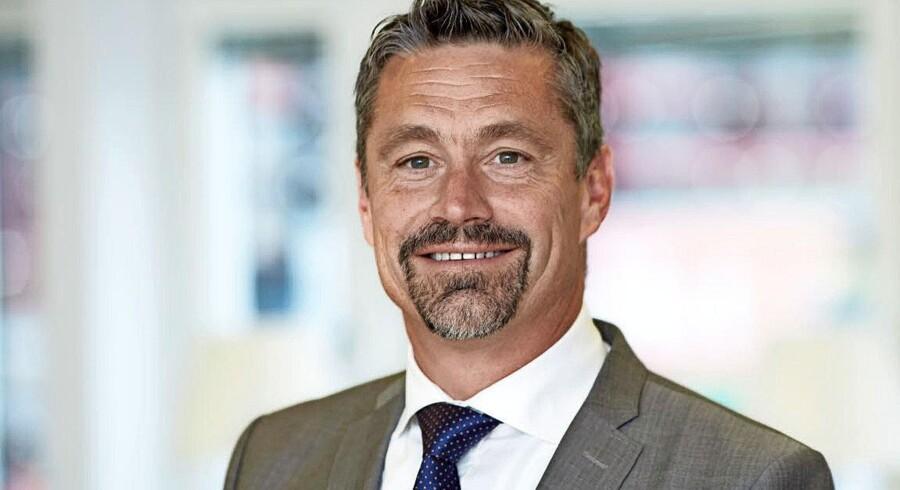 Ifølge Rune Stephansen, administrerende direktør for HTH, har virksomheden afventet besked fra Sikkerhedsstyrelsen om proceduren for at kontakte kunderne og advare dem om de farlige skabe: »Der er ikke noget hemmelighedskræmmeri fra vores side,« siger han. PR-foto.