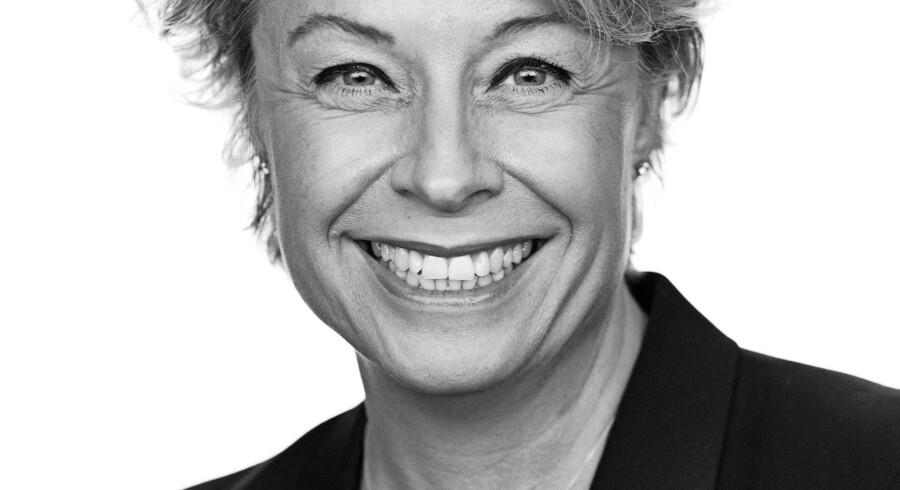 Liselotte Panduro, Nordic COO i CBRE.