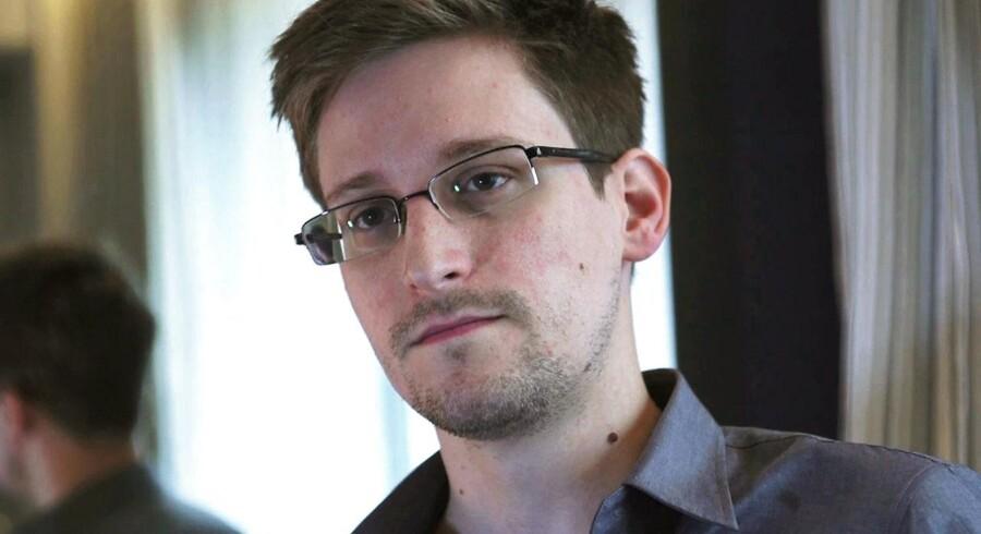 Tidligere NSA-agent Edward Snowden afslørede i 2013 de amerikanske myndigheders brug af overvågning.