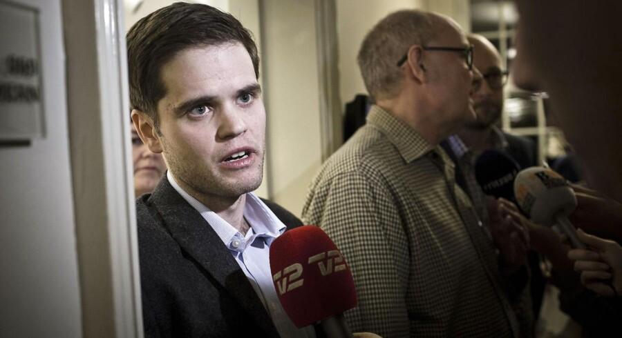 En række politikere har taget imod valgkampsmateriale fra Foreningen Danske Kraftvarmeværker.