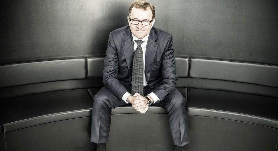 Arkivfoto.Board Networks rådgivende udvalg har kendte medlemmer som Jens Moberg, bestyrelsesformand i PostNord og Grundfos, og her Eivind Kolding, som er tidligere direktør for Danske Bank.
