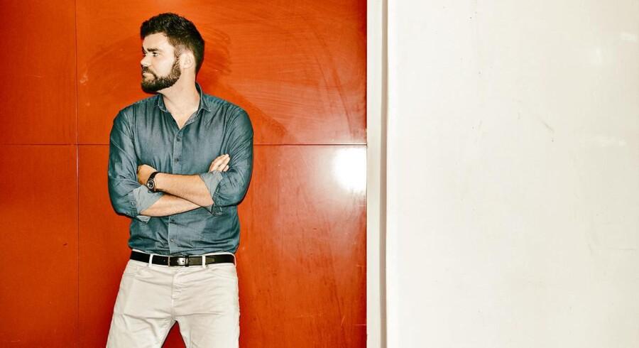 Serieiværksætteren Morten Strunge investerer et encifret millionbeløb i kosemetikvirksomheden Goodiebox.