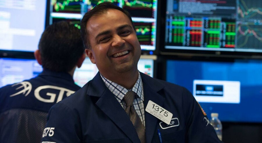 Arkivfoto. De amerikanske aktiemarkeder sigter mod en fortsættelse af de seneste syv dage med stigninger, når handlen sættes i gang torsdag eftermiddag.