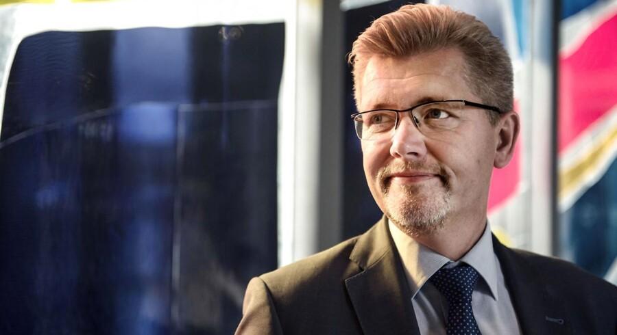 Frem til 1. januar har københavnere mulighed for at komme med forslag til overborgmester Frank Jensen om fremtidens København. Arkivfoto.