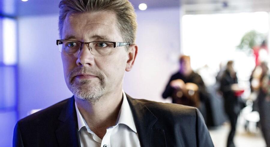 Københavns Overborgmester Frank Jensen .