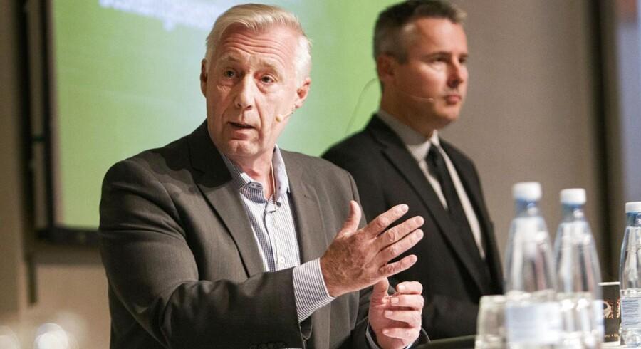 ARKIVFOTO: Beskæftigelsesminister Henrik Dam Kristensen