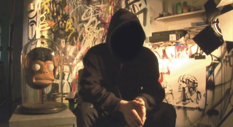 Trods det, at han er verdens mest kendte gadekunstner, har Banksy formået at hemmeligholde sin identitet.