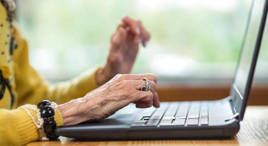 Vi arbejder længere, tyder tal fra pensionskassen PKA på.