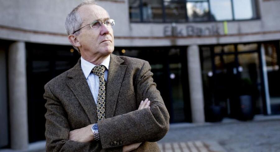Færøske Eik Bank har ansøgt om og fået bevilget et skattefradrag til en værdi af 90 mio. kr. af de færøske skattemyndigheder, TAKS. Men ifølge Jørn Astrup, der indtil for nylig var bestyrelsesmedlem i Eik Bank, er skattefradraget næppe berettiget. Også Eik Banks eksterne revisorer, revisionsselskabet KPMG, sår tvivl om berettigelsen. Arkivfoto.