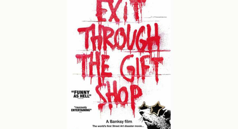 »Exit through the gift shop«