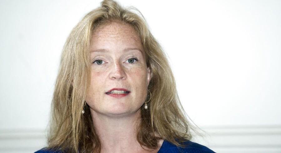 Arkivfoto: sundheds- og omsorgsborgmesteren i København, Ninna Thomsen.