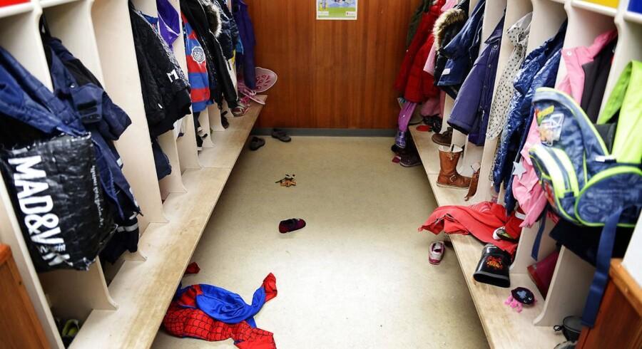ARKIVFOTO. I juni sidste år bortførte en 33-årig mand en 4-årig pige fra hendes børnehave.