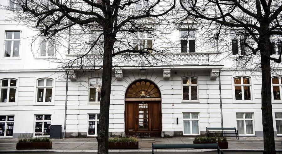 Probana Business Schools tidligere kontorer på Sankt Annæ Plads 13 i København.