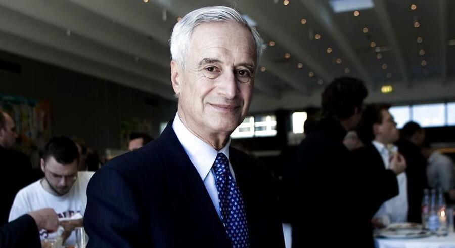 Robert Kaplan, øverste chef for den amerikanske centralbanks afdeling i Dallas