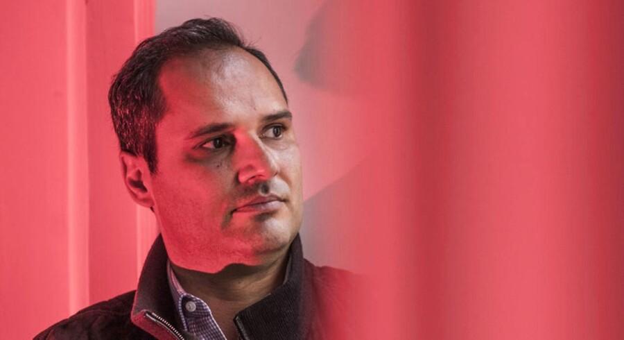 Lars Fjeldsøe-Nielsen gjorde Dropbox til en milliardforretning.