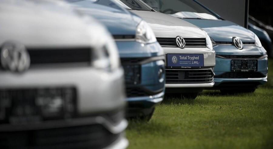 Vismænd mener, at registreringsafgiften på biler er urimeligt høj. Foto: Liselotte Sabroe/Scanpix 2017)