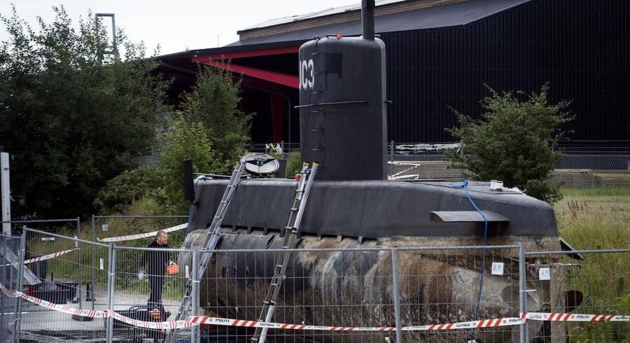 Ubådssagen har taget en ny drejning. Et ikke hidtil kendt dyk, er blevet offentliggjort.