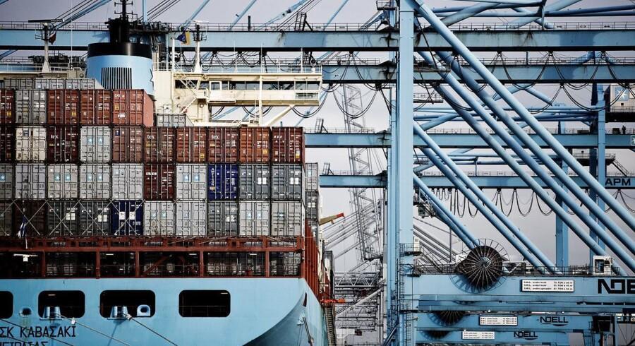 Den danske søfartstradition trækker tråde tilbage til vikingetiden, men også i dag præger danske skibe verdenshandlen.