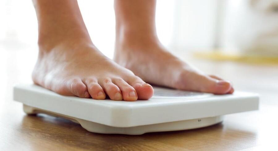 Det er ikke nødvendigvis en god idé for diabetespatienter at tabe sig.