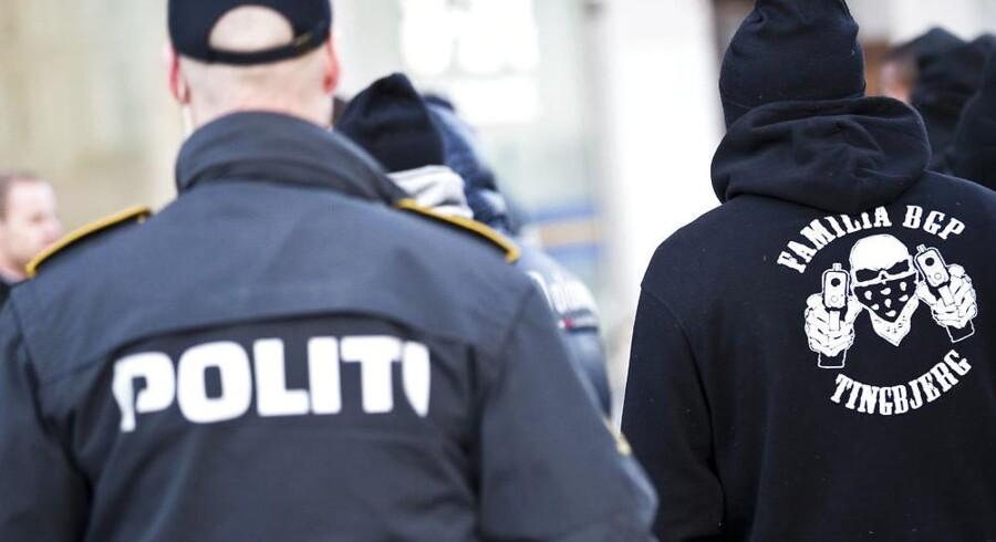 Arkivfoto: Torsdag kommer der en mobil politistation på Nørrebro, erfarer Berlingske.