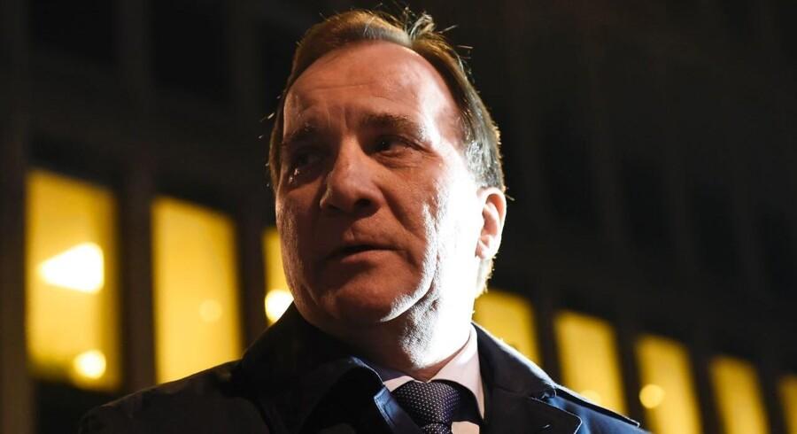 ARKIVFOTO: Sveriges statsminister, Stefan Löfven.