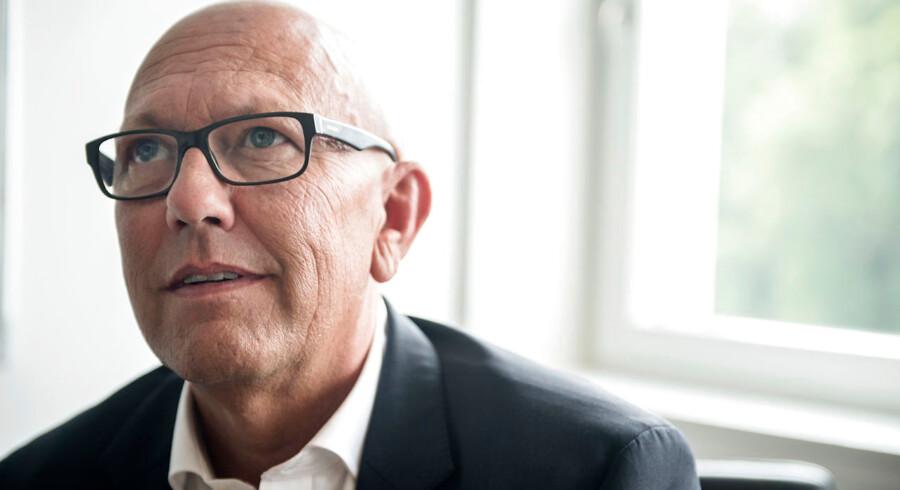 Peter Høgsted, administrerende direktør i Coop.