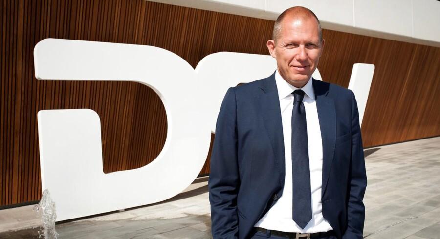 DSVs CEO, Jens Bjørn Andersen.