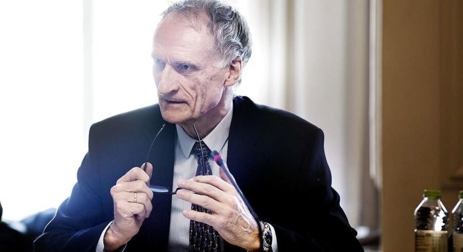 Kulturminister Bertel Haarder. Arkivfoto.