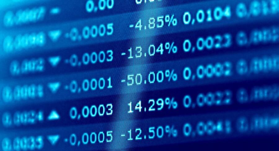 De europæiske aktiebørser ligger fredag middag med let positive fortegn med det franske CAC 40-indeks i front med en stigning på 0,5 pct. til 5291,62.