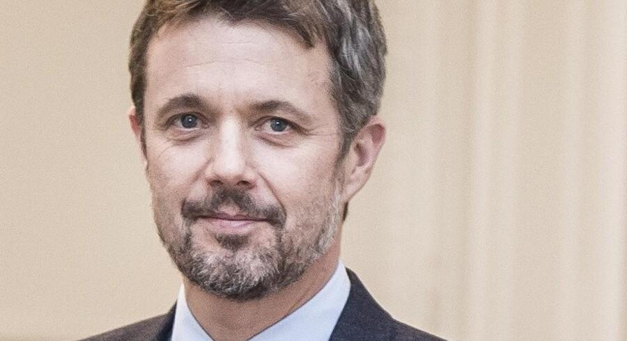 Kronprins Frederik fylder 50 år til maj. Scanpix/Mads Claus Rasmussen