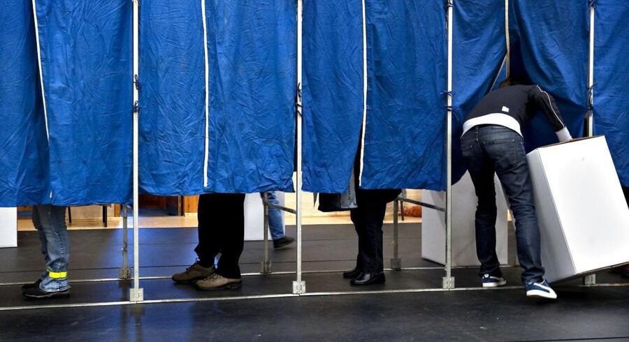 Det næste valg til Folketinget skal senest afholdes d. 15. september 2015.