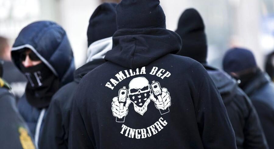 Loyal To Familia fra København er med til at sætte brand i bandekonflikterne i Aarhus.