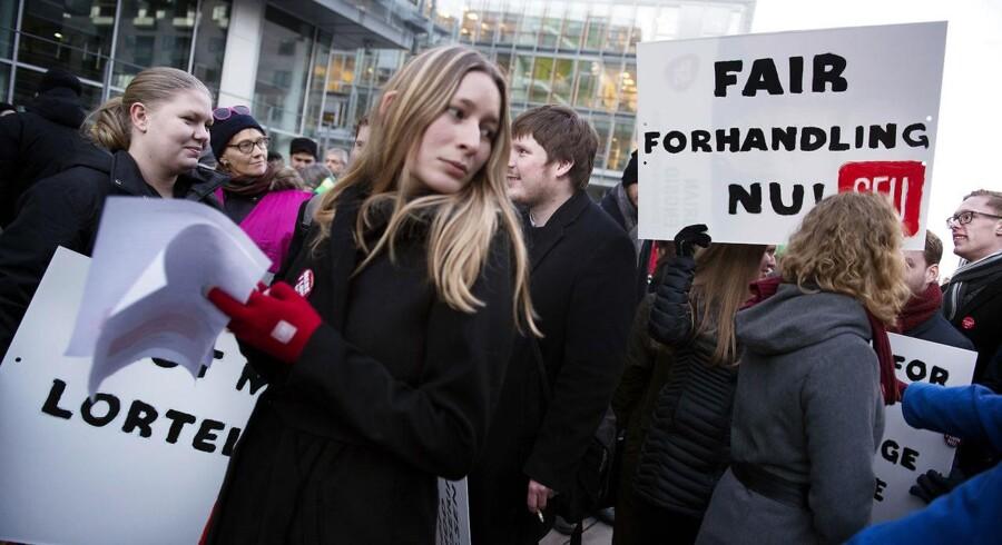 Socialdemokratiet har ikke planer om flere store udflytningsrunder, hvis partiet får regeringsmagten. Foto: Liselotte Sabroe