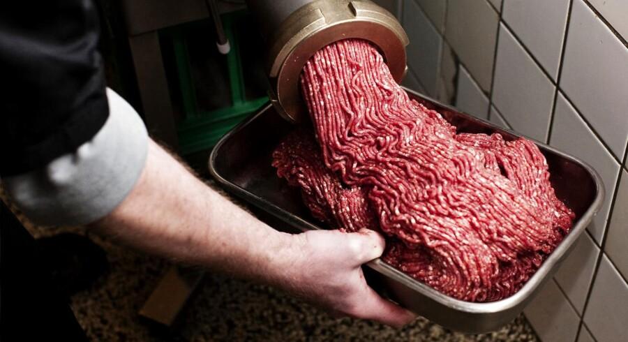 Japan har godkendt import af dansk oksekød for første gang i 15 år. Landet indførte forbud mod import af oksekød fra EU, da kogalskaben ramte Europa i slutningen af halvfemserne. (Arkivfoto)