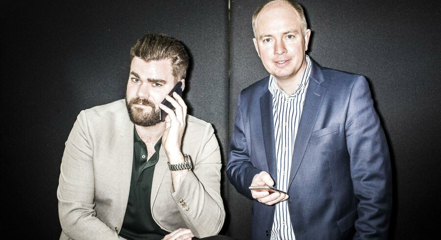 Bedst som mobilselskaberne forsigtigt har troet på, at den ti år lange mobilpriskrig endelig var ved at løje af, åbner den nyeste spiller, Plenti, nu en ny front og angriber dem nedefra. (Foto: Asger Ladefoged).