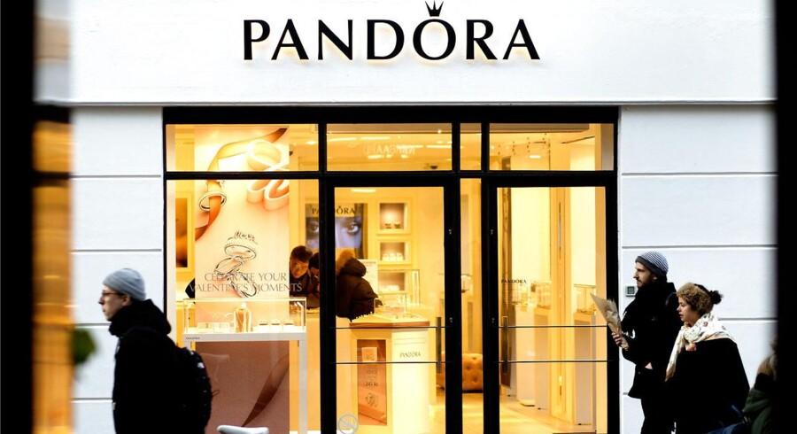 Arkivfoto: Pandora.