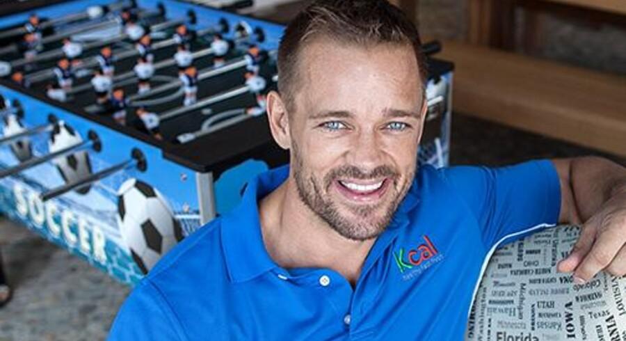 Andreas Lindgreen Borgmann har siden 2010 opbygget en fastfoodkæde i Dubai. Nu sælger han dele af selskabet.