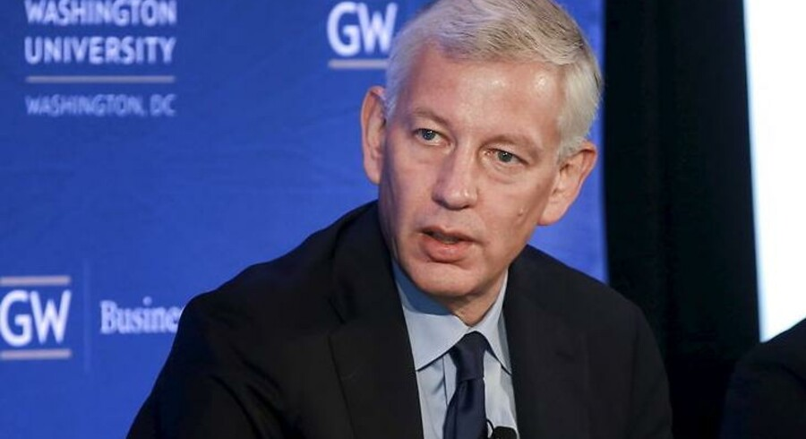 Global Managing Director for McKinsey & Company, Dominic Barton