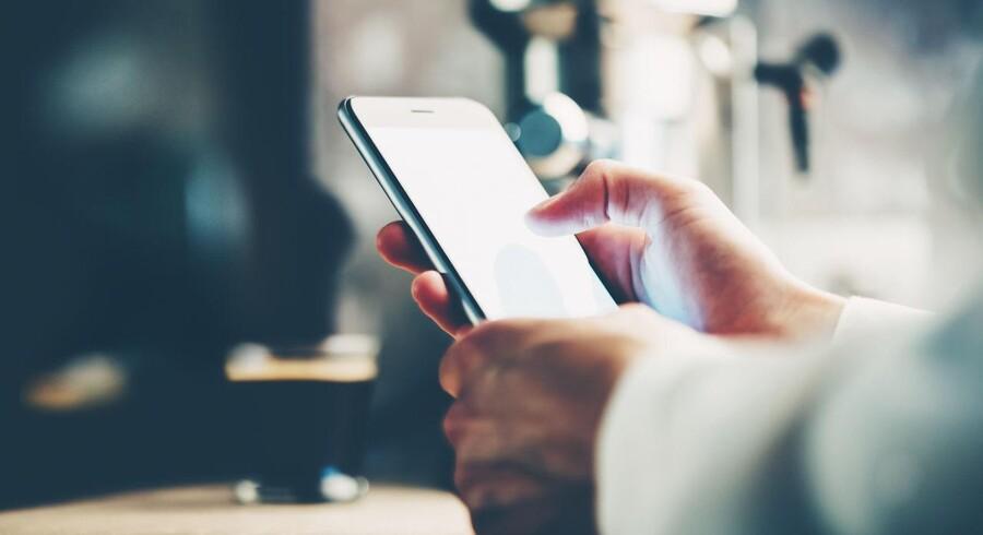 Du kan hurtigt spore din smartphone, hvis uønskede personer har snuppet den fra dig