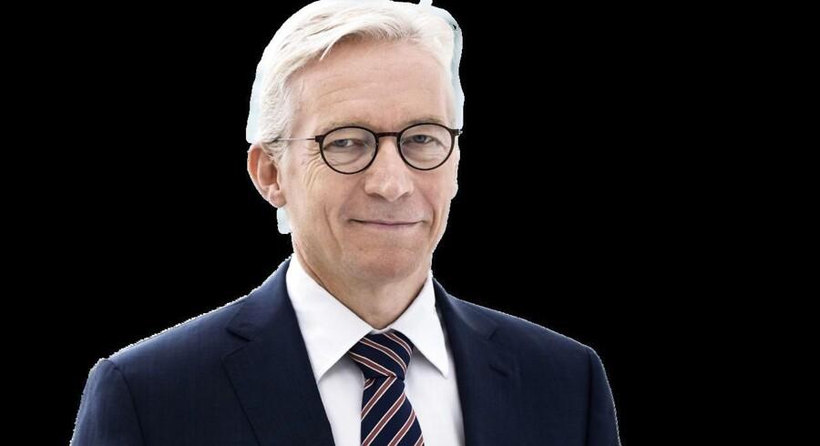 Lars Rasmussen, adm. direktør, Coloplast