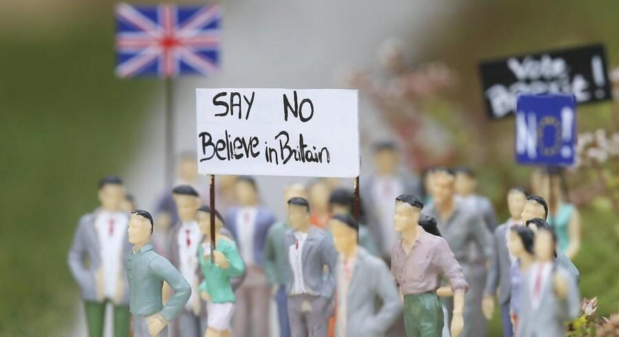 Englændere er bange for, at de vil blive tvunget til at blive i EU af skotterne, der ikke uden videre vil acceptere, at engelsk EU-modstand kan trække Skotland ud af EU.