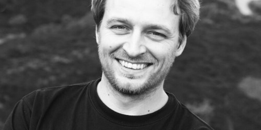 Christian Hansen blev fredag truet med en kniv ved højlys dag i den fynske by Ringe.