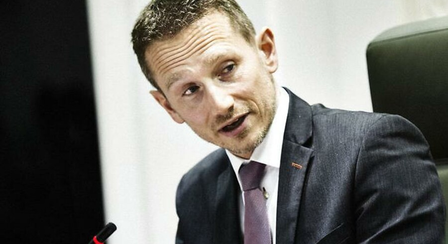 Udenrigsminister Kristian Jensen