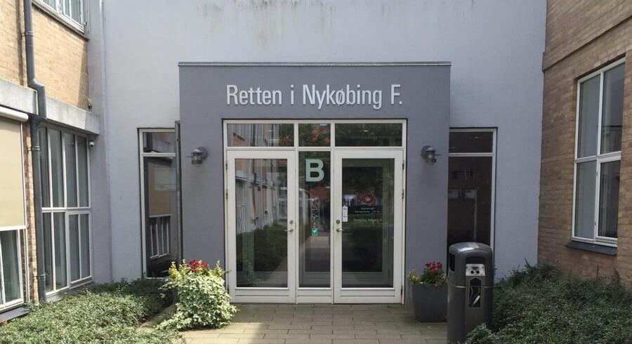 Fredag startede retssagen i Retten i Nykøbing Falster mod en 41-årig mand, der er tiltalt for at have slået sin ekskone ihjel. Kvindens lig er dog aldrig blevet fundet. Free/Silas Fuglsbjerg, Ritzau